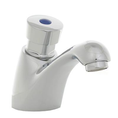 Alliance Skara Non Concussive Single Basin Tap Chrome