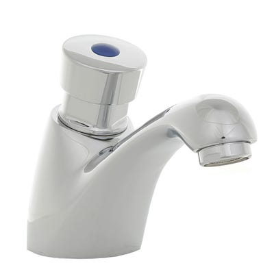 Alliance Skara Non Concussive Single Basin Tap Chrome