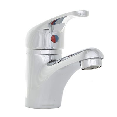 Alliance Barra Mini Basin Mixer Tap & Pop Up Waste Chrome