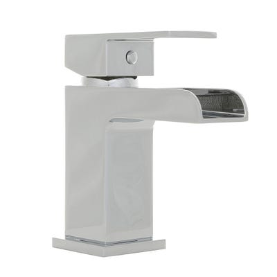 Alliance Balfron Rainfall Basin Mixer Tap & Click Waste Chrome