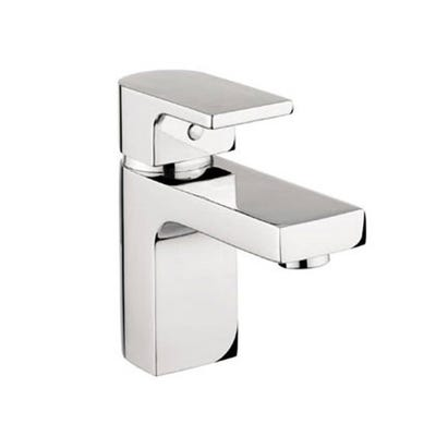 Crosswater Planet Basin Mixer Tap Chrome & Waste