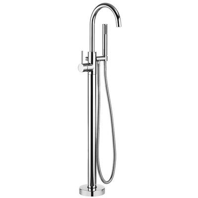 Crosswater Fusion Floor standing Bath Shower Mixer Chrome
