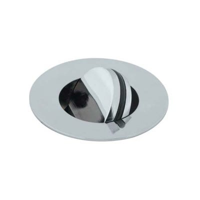 Crosswater Slotted Flip Top Basin Waste Chrome