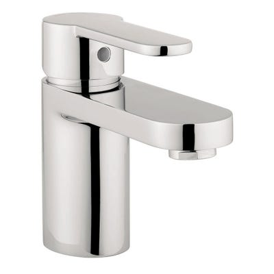 Crosswater Central Basin Mixer Tap Chrome With No Waste
