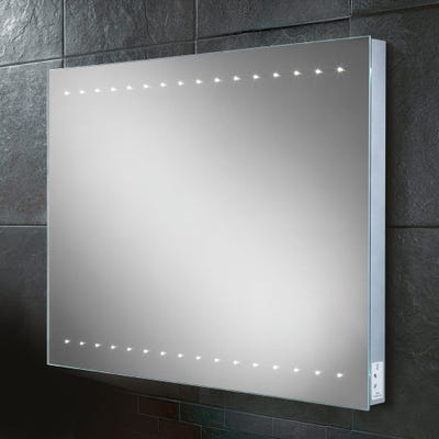 HIB Epic LED Mirror & Shaver Socket