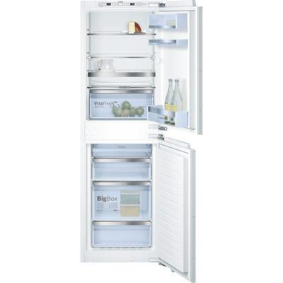 Bosch KIN85AF30G Serie 6 Integrated 50/50 Fridge Freezer White