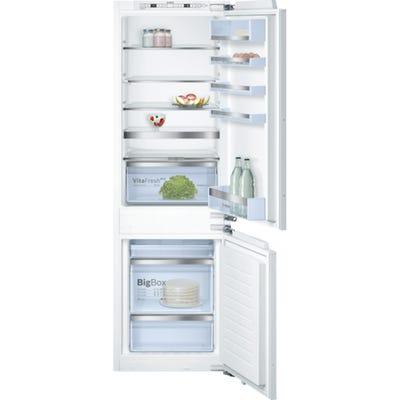 Bosch KIN86AD30G Serie 6 Integrated 70/30 Fridge Freezer White