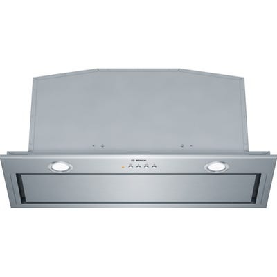 Bosch DHL785CGB Serie 6 70cm Canopy Cooker Hood Brushed Steel