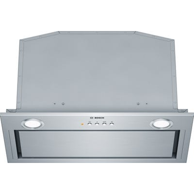 Bosch DHL575CGB Serie 6 Canopy Cooker Hood Brushed Steel