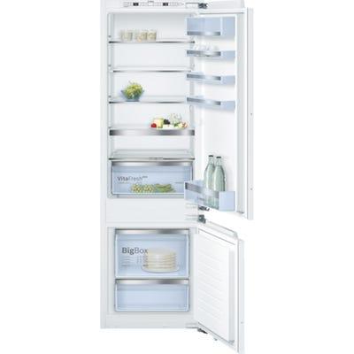 Bosch KIS87AF30G Serie 6 Integrated 70/30 Fridge Freezer White