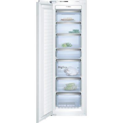 Bosch GIN38A55GB Serie 8 Integrated Single Door Freezer White