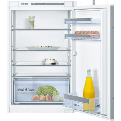Bosch KIR21VS30G Serie 4 Built In Single Door Fridge