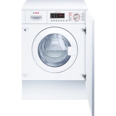 Bosch WKD28541GB Serie 6 7kg Washer Dryer White