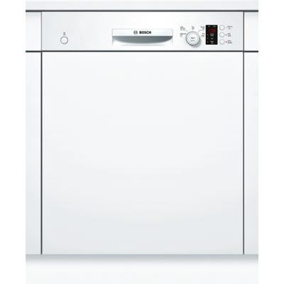 Bosch SMI50C12GB Serie 4 Semi Integrated Dishwasher