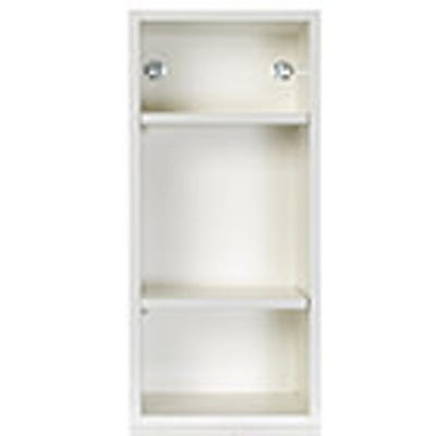 400mm Kitchen Wall Unit White
