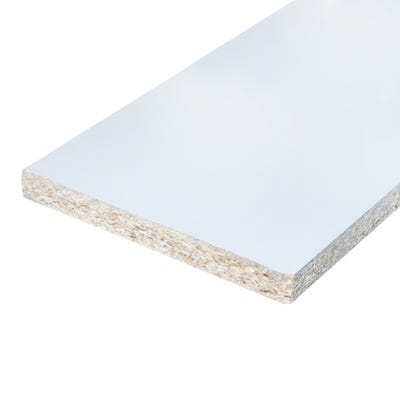 2800mm Image Gloss White Kitchen Plinth