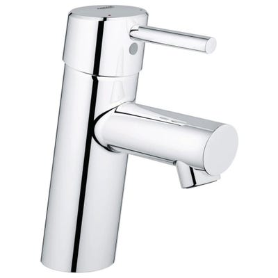 Grohe Concetto Mini Single Lever Basin Mixer Tap Chrome