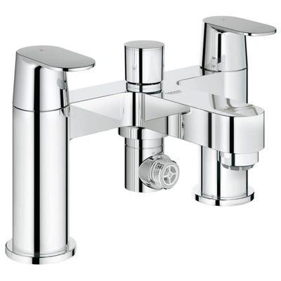 Grohe Eurosmart Bath Shower Mixer Tap Chrome