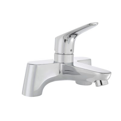 hansgrohe Focus Deck Mounted Bath Filler Tap Chrome