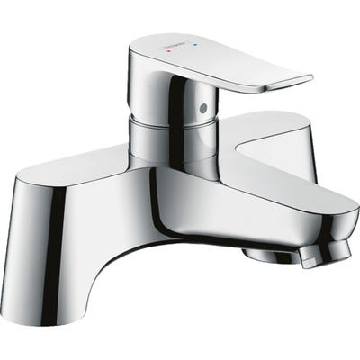 hansgrohe Metris Deck Mounted Bath Filler Low Pressure