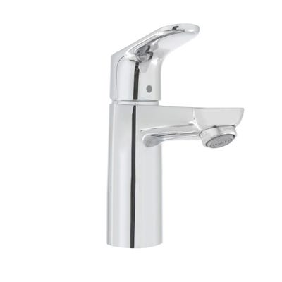 hansgrohe Focus 100 Single Lever Basin Mixer Tap Chrome