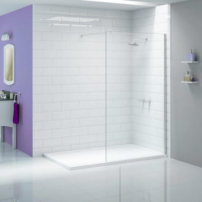 Merlyn Ionic 700mm Wetroom Panel