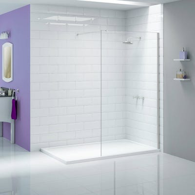 Merlyn Ionic 1400mm Wetroom Panel