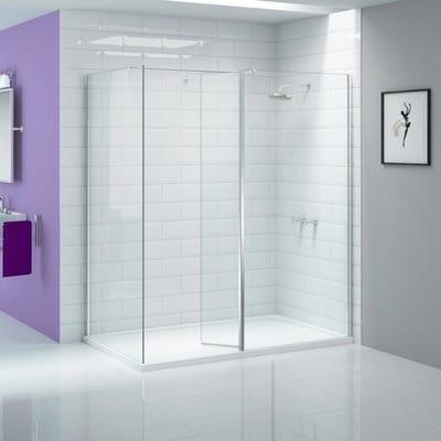 Merlyn Ionic 300mm Wetroom Swivel Panel
