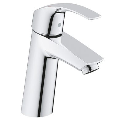Grohe Eurosmart Medium High Spout Basin Mixer Chrome