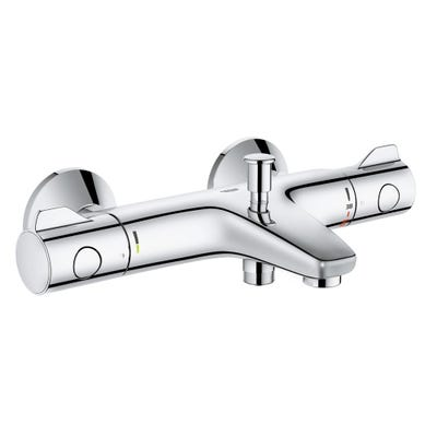 Grohe Grohtherm 800 Shower Mixer Valve & Auto Diverter Chrome