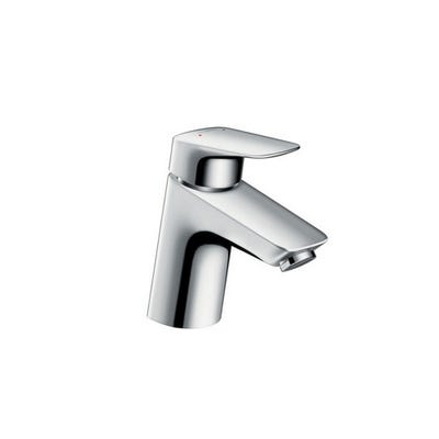 hansgrohe Logis Basin Mixer 70 & Click Waste Chrome