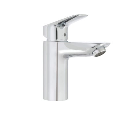 hansgrohe Logis 100 Basin Mixer & Click Waste Chrome