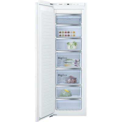 Bosch GIN81AE30G Serie 6 Integrated Freezer White