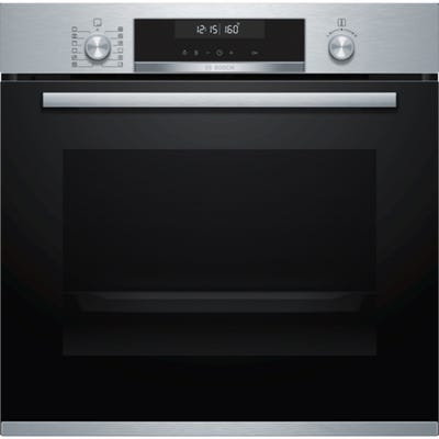 Bosch HBA53R150B Serie 6 Single Electric Oven