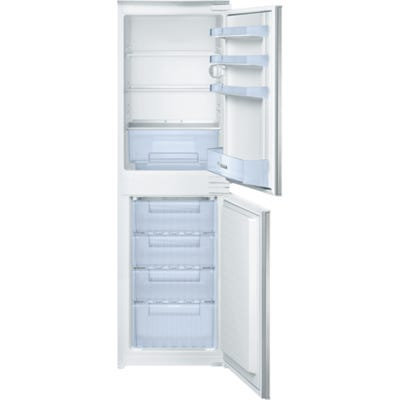 Bosch KIV32X23GB Serie 2 Integrated 50/50 Fridge Freezer White