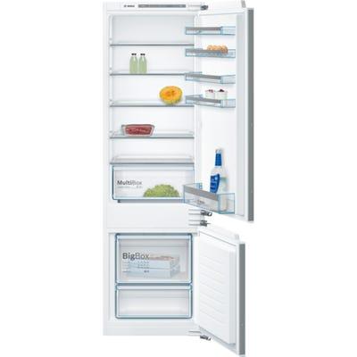 Bosch KIV87VF30G Serie 4 Integrated 70/30 Fridge Freezer White
