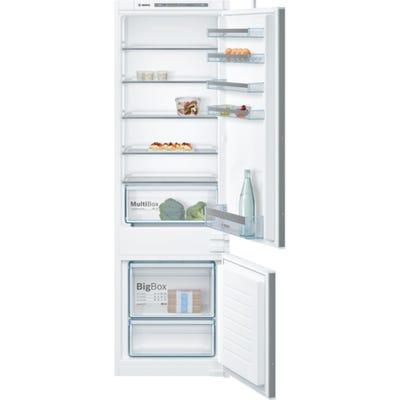 Bosch KIV87VS30G Serie 4 Integrated 70/30 Fridge Freezer White