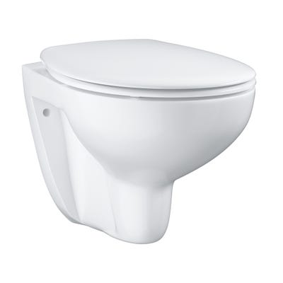 Grohe Bau Ceramic Wall Hung WC Set