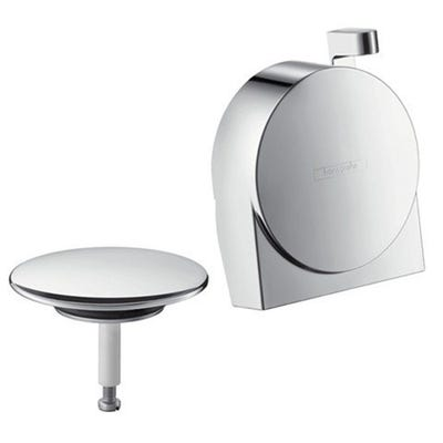 hansgrohe Exafill S Finishing Set Chrome