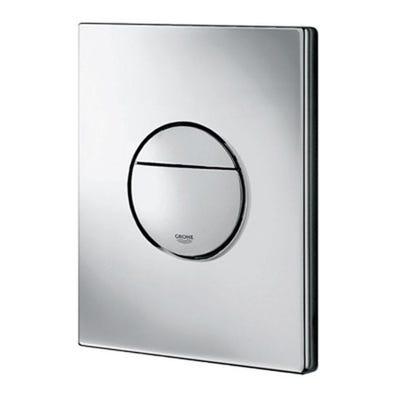 Grohe Nova Cosmopolitan WC Wall Plate Chrome