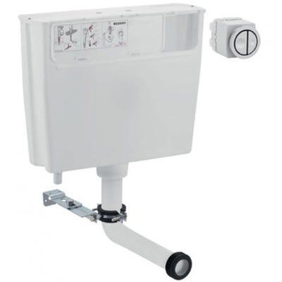 Geberit 109.724.21.2 Concealed Dual Flush Cistern