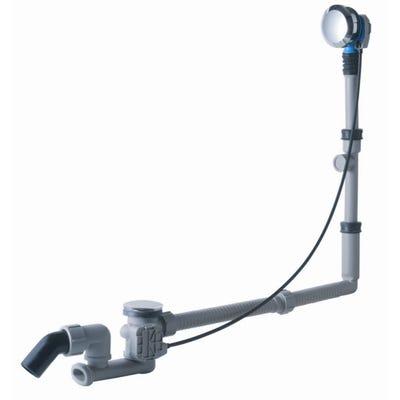 Geberit 150.535.21.1 Bath Trap Overflow & Pop Up Waste System Standard