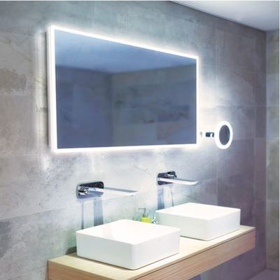 HIB Globe 120 LED Mirror