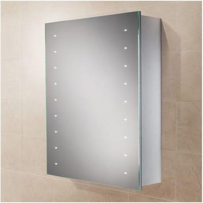 HIB Nimbus 50 LED Mirror Cabinet