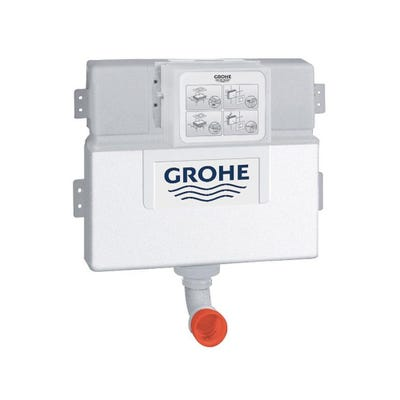 Grohe Wall Hung Flushing Cistern For 0.82m WC Frame