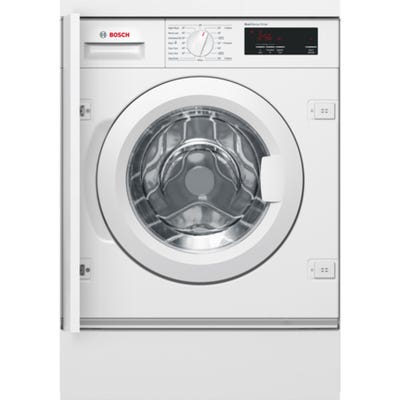 Bosch WIW28300GB Serie 6 8Kg Integrated Washing Machine