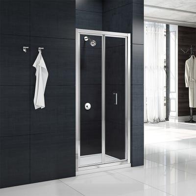 Merlyn Mbox 800mm Bi-Fold Shower Door