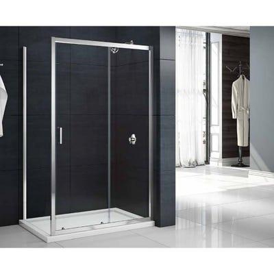 Merlyn Mbox 900mm Bi-Fold Shower Door
