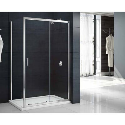 Merlyn Mbox 900mm Bi-Fold Shower Door