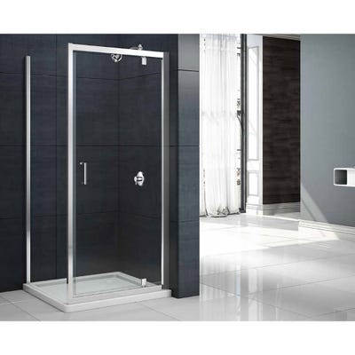 Merlyn Mbox 900mm Side Shower Panel